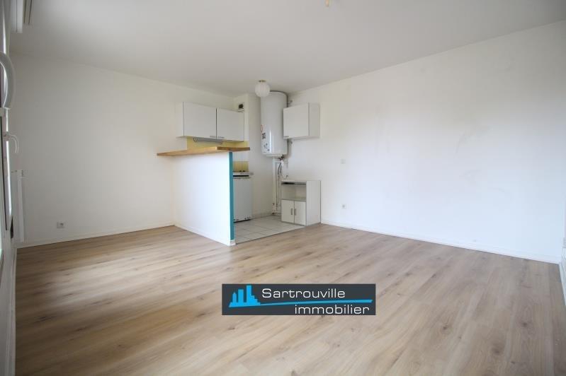 Vendita appartamento Sartrouville 188000€ - Fotografia 2
