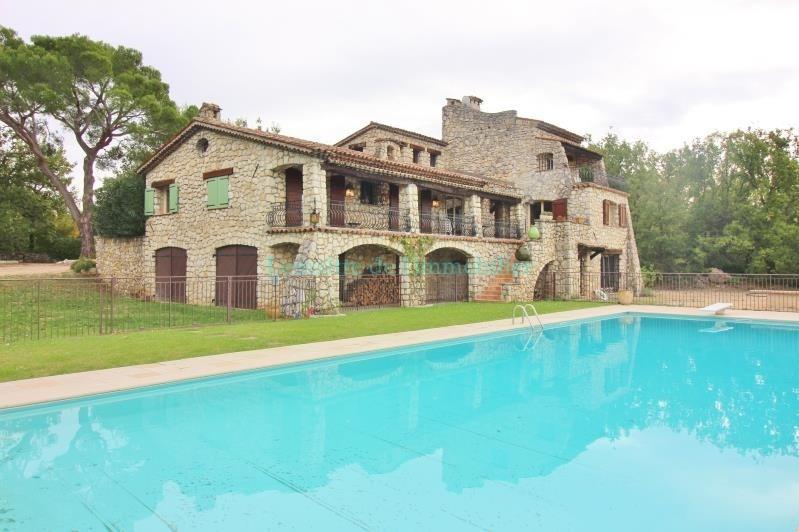 Vente de prestige maison / villa Saint cezaire sur siagne 990000€ - Photo 2