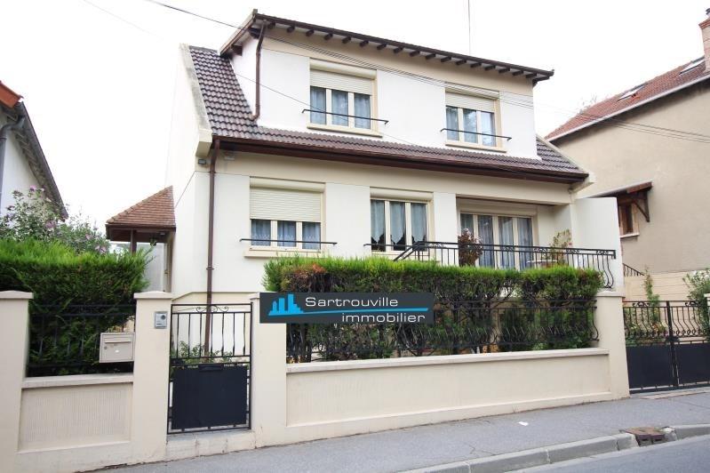Revenda casa Sartrouville 490000€ - Fotografia 1
