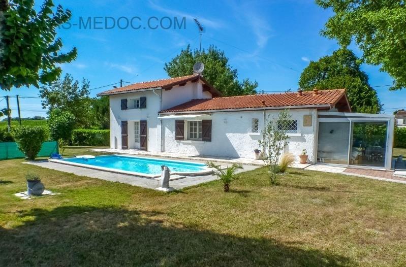 Sale house / villa Civrac en medoc 195000€ - Picture 1