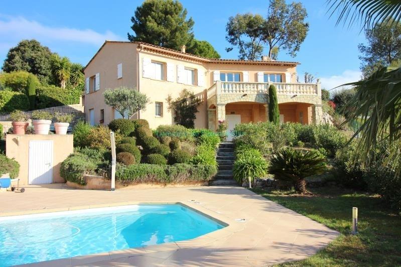 Vente de prestige maison / villa Peymeinade 624000€ - Photo 1