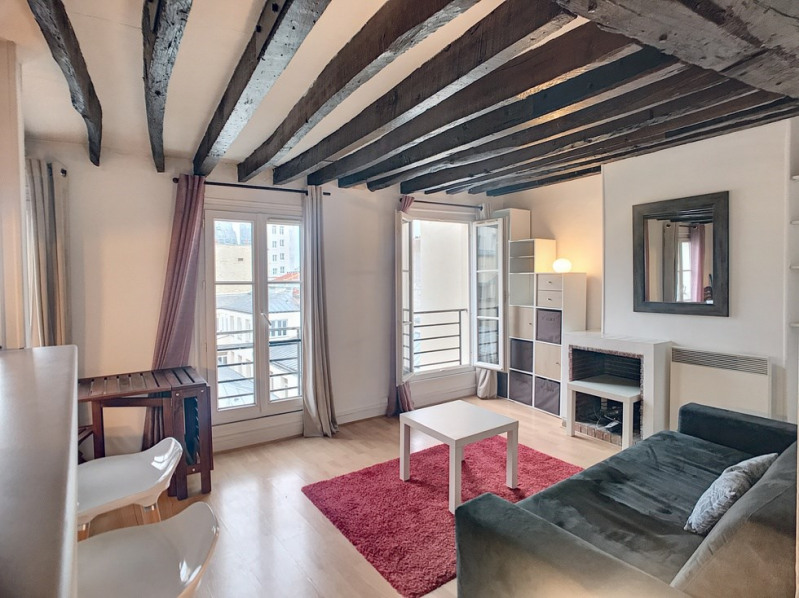 Vente appartement Paris 3ème 420 000€ - Photo 1