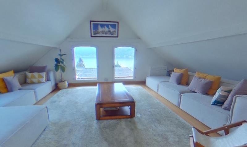 Deluxe sale apartment Veyrier du lac 644000€ - Picture 2