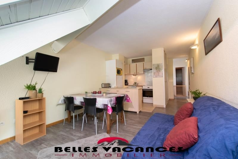 Sale apartment St lary soulan 126 000€ - Picture 1