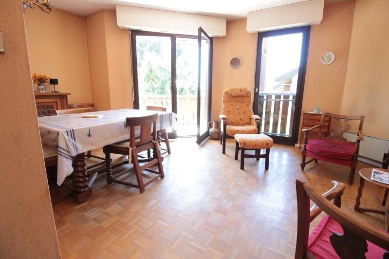 Sale apartment Annecy le vieux 395000€ - Picture 1