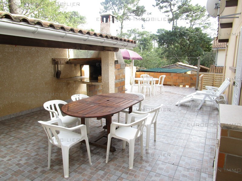 Vacation rental house / villa Lacanau-ocean 689€ - Picture 9