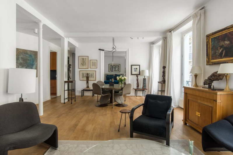 Vente de prestige appartement Paris 6ème 1850000€ - Photo 3
