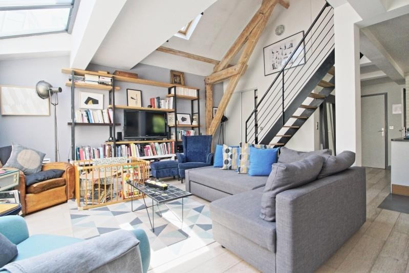 Venta  apartamento Paris 20ème 913000€ - Fotografía 3
