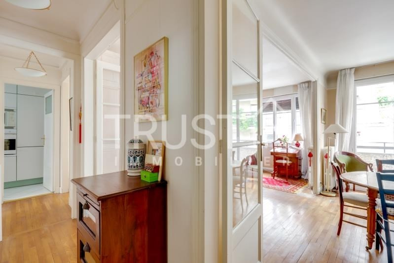 Vente appartement Paris 15ème 560 000€ - Photo 1