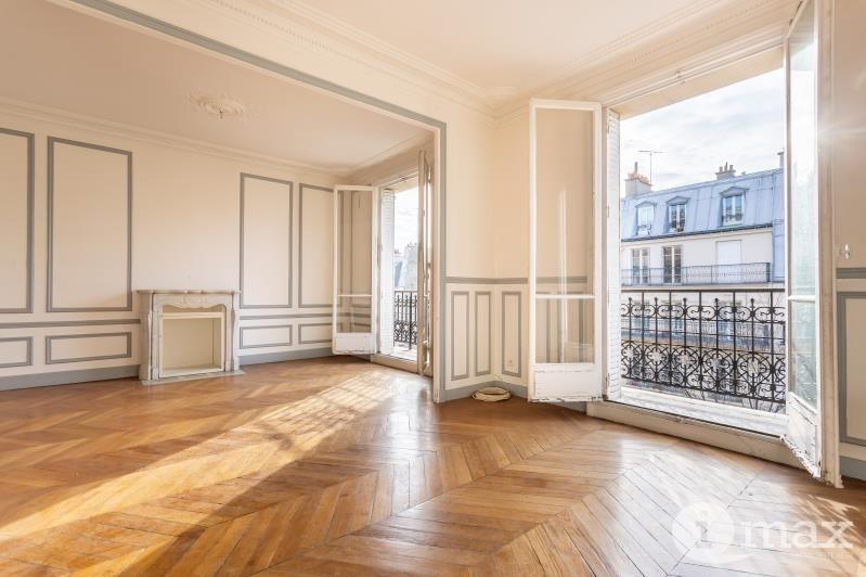 Vente de prestige appartement Paris 18ème 1590000€ - Photo 2