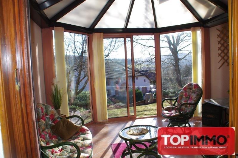 Sale house / villa Wisembach 229000€ - Picture 4