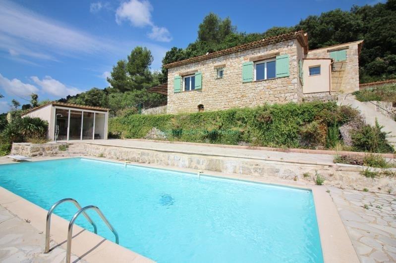 Vente de prestige maison / villa Le tignet 647000€ - Photo 2