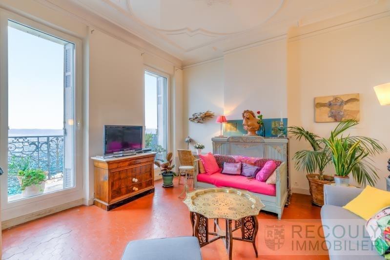 Vente de prestige appartement Marseille 7ème 650000€ - Photo 2