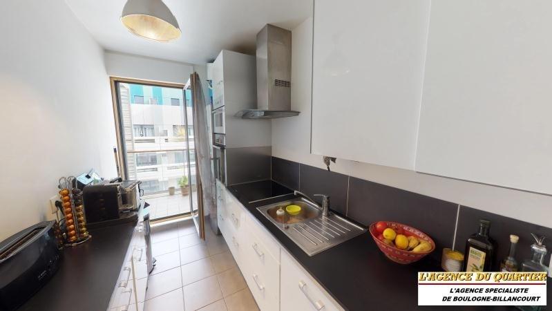 Venta  apartamento Boulogne billancourt 599000€ - Fotografía 2