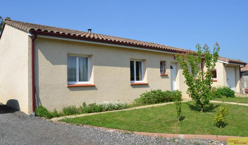 Vente maison / villa Gratentour 289800€ - Photo 9