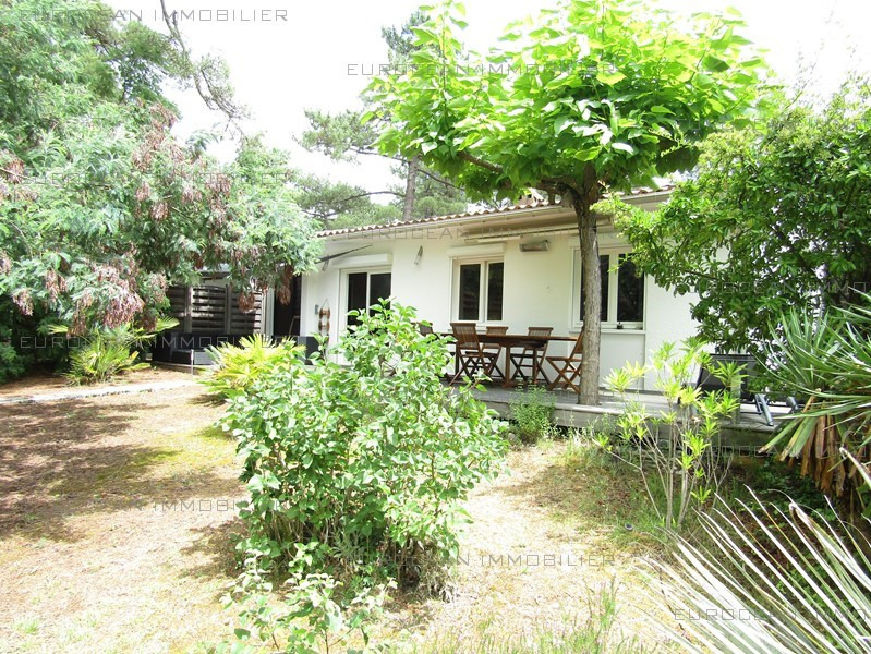 Location vacances maison / villa Lacanau 613€ - Photo 1