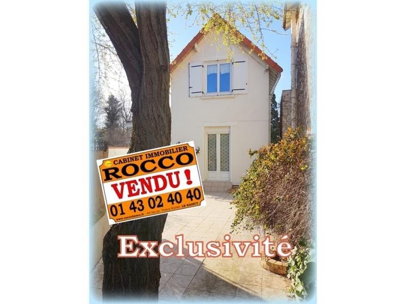 Vente maison / villa Le raincy 385000€ - Photo 1