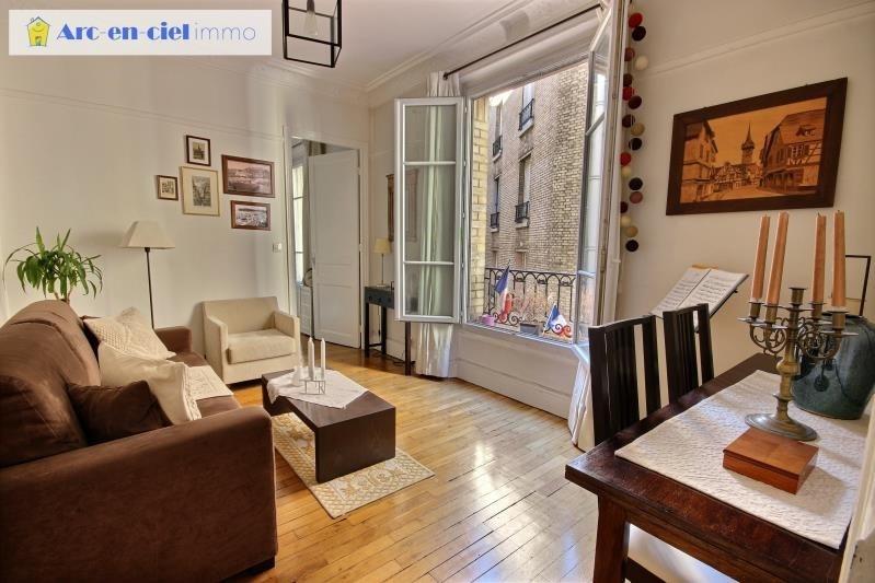 Revenda apartamento Paris 12ème 395000€ - Fotografia 1
