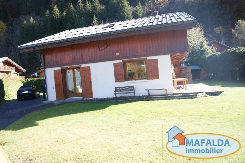 Deluxe sale house / villa Saint gervais les bains 620000€ - Picture 2