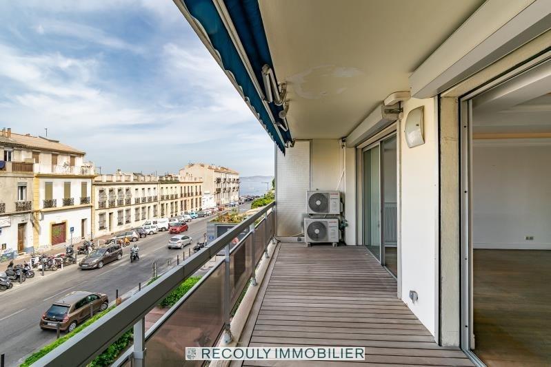 Vente de prestige appartement Marseille 7ème 365000€ - Photo 2