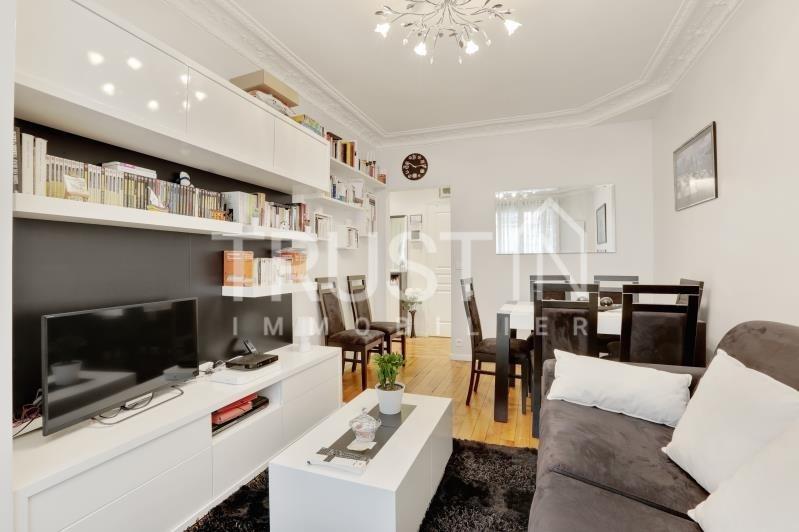 Vente appartement Paris 15ème 428450€ - Photo 1