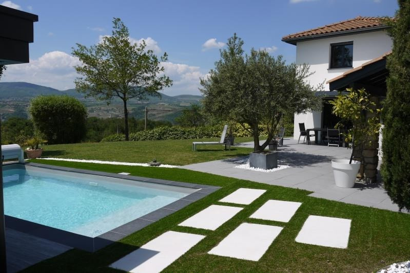 Sale house / villa St prim 497000€ - Picture 3