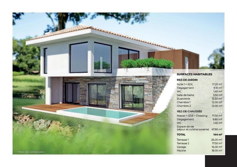 Deluxe sale house / villa Ascain 650000€ - Picture 1