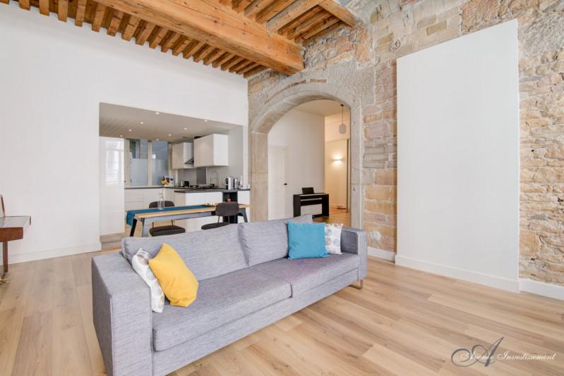 Deluxe sale apartment Lyon 2ème 665000€ - Picture 1