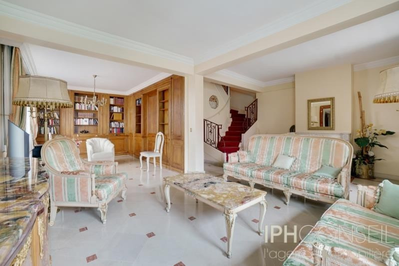 Deluxe sale private mansion Neuilly sur seine 3 600 000€ - Picture 3