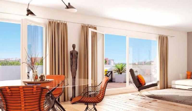 Venta  apartamento Toulouse 415000€ - Fotografía 1