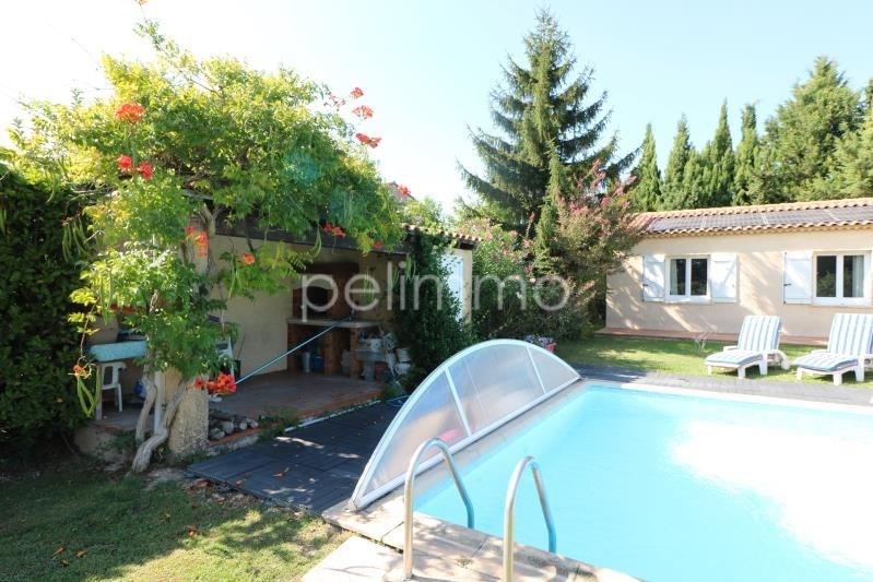 Vente maison / villa Pelissanne 444000€ - Photo 3
