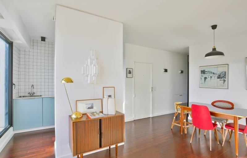 Rental apartment Paris 16ème 2750€ CC - Picture 8