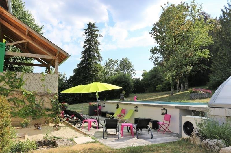 Vendita casa Artemare 495000€ - Fotografia 9