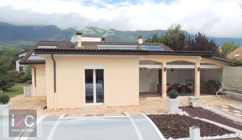 Venta  casa Thoiry 650000€ - Fotografía 8
