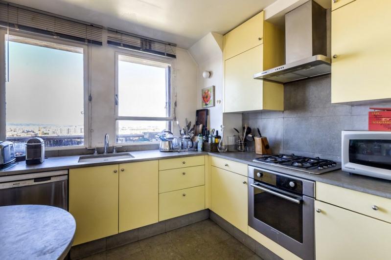 Vente de prestige appartement Paris 18ème 1975000€ - Photo 4