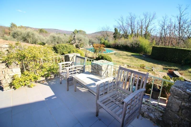 Vente de prestige maison / villa Saint cezaire sur siagne 700000€ - Photo 7
