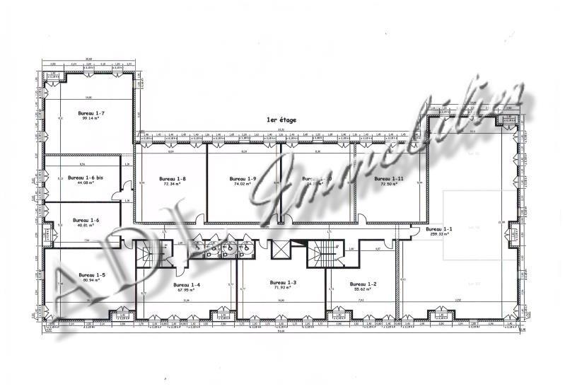 Sale office La chapelle en serval 144637€ - Picture 6