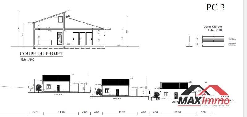Vente maison / villa St leu 455800€ - Photo 1
