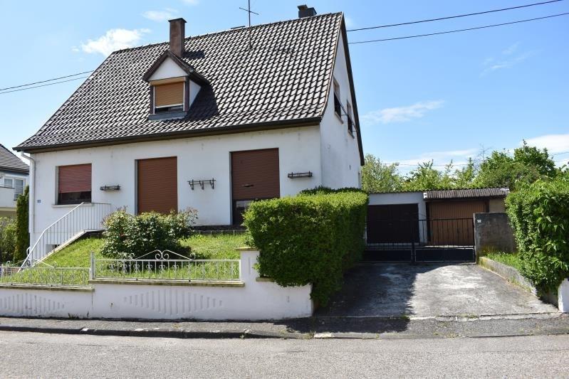 Sale house / villa Uberach 212000€ - Picture 7
