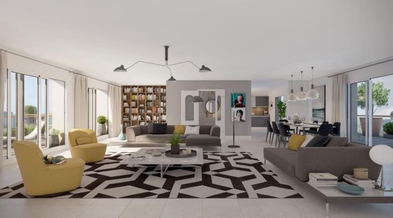 Vente de prestige appartement Nantes 972000€ - Photo 1