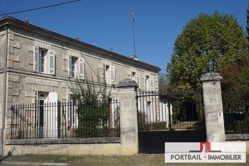 Vente maison / villa Blaye 232 000€ - Photo 1