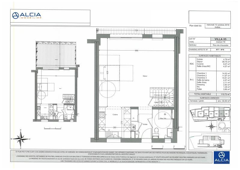 Sale house / villa Merignac 543000€ - Picture 2