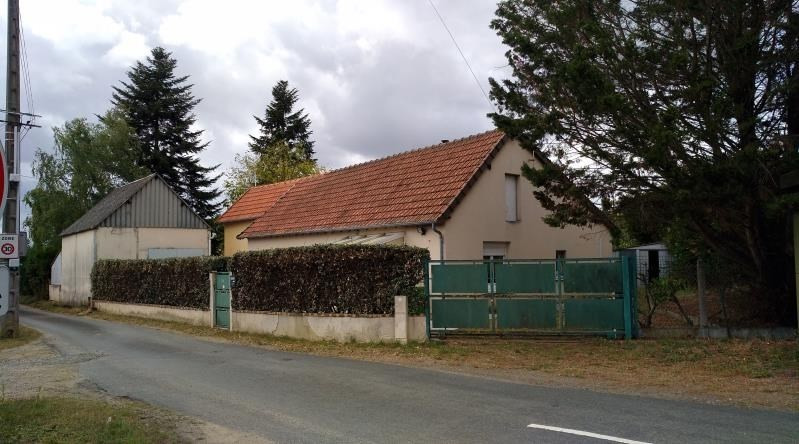 Venta  casa Yvre l'eveque 147000€ - Fotografía 7