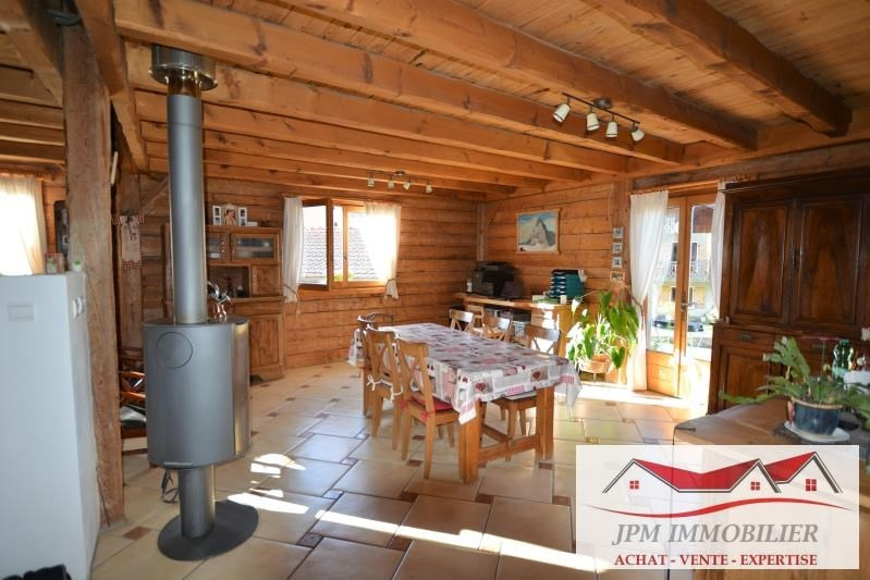 Vente maison / villa Nancy sur cluses 389 500€ - Photo 3