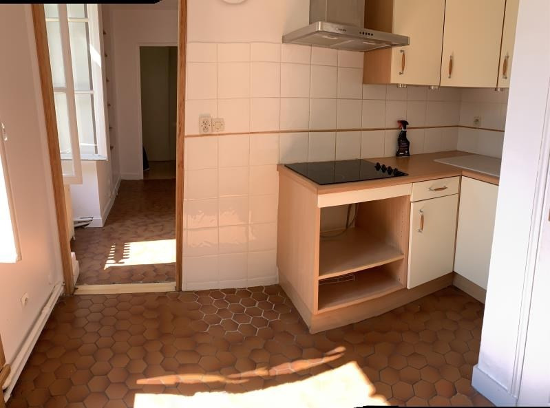 Rental apartment Senlis 675€ CC - Picture 1