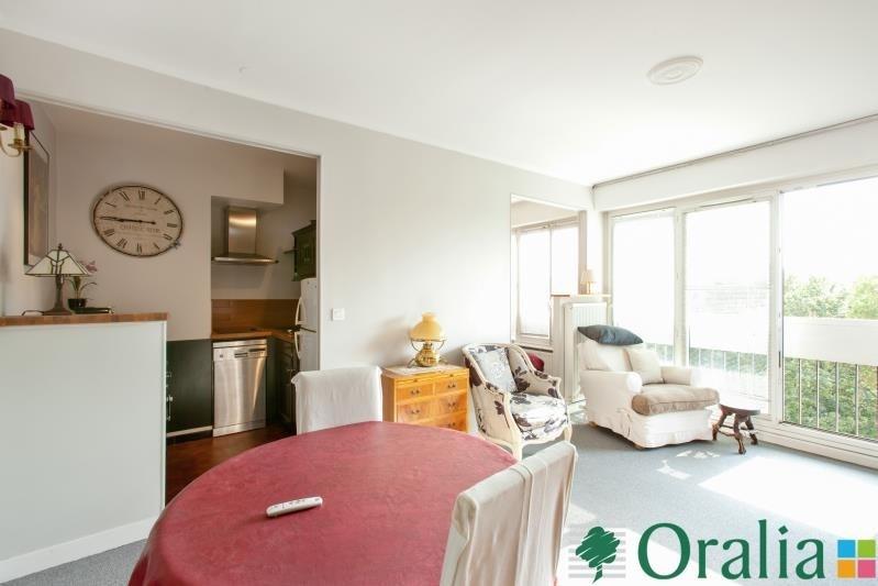 Vente appartement Paris 17ème 398000€ - Photo 1