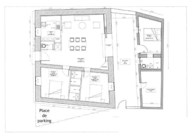 Vente maison / villa St denis d'oleron 397200€ - Photo 2