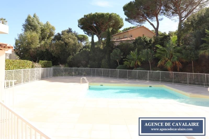 Sale apartment Cavalaire sur mer 232 000€ - Picture 1