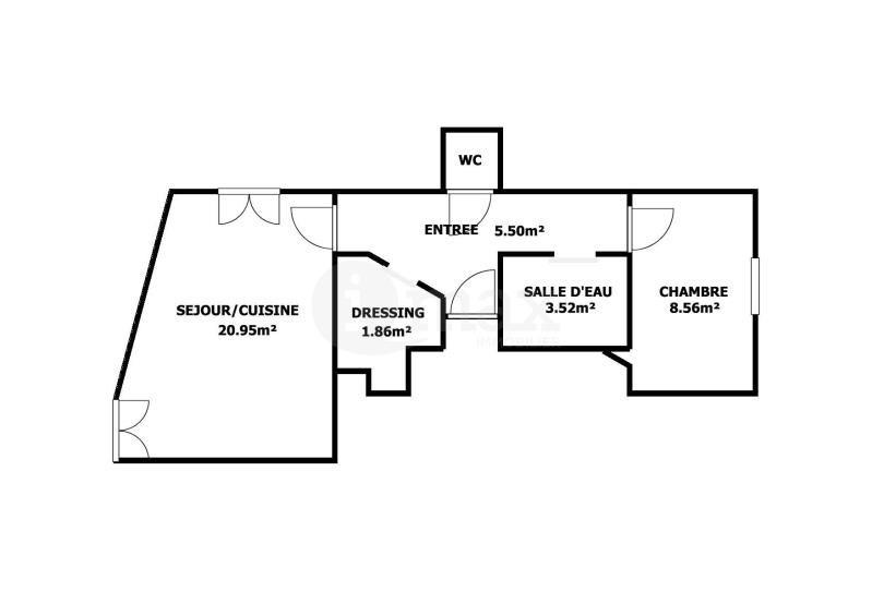 Sale apartment Boulogne billancourt 490000€ - Picture 8