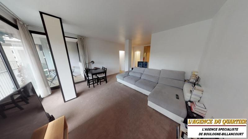 Sale apartment Boulogne billancourt 529 000€ - Picture 3